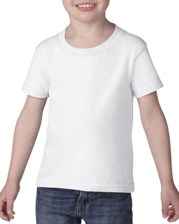 gildan g510p custom toddler heavy cotton shirt bulk custom shirts white