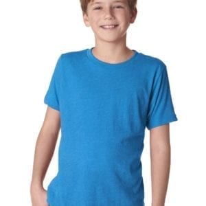 next level n6310 custom youth triblend shirt bulk custom shirts turquois