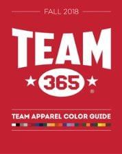 Team 365 catalog
