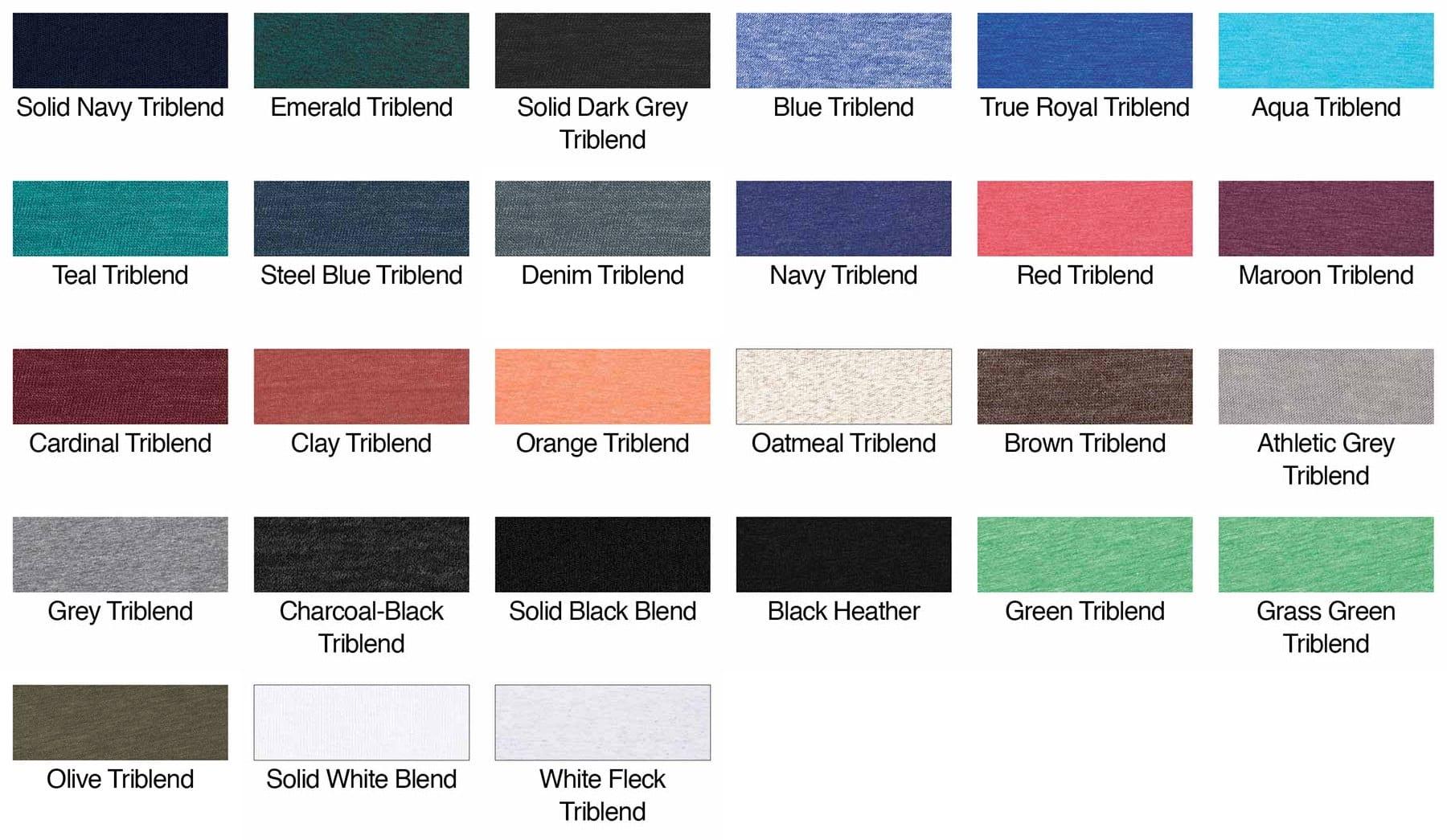 d6eeb9633 personalized shirts bella canvas 3415c unisex custom triblend shirt sleeve v -neck t shirt color