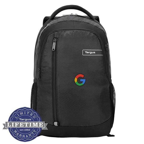 custom backpack targus