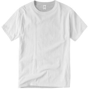 hanes comfortsoft white tshirt bulk custom shirts